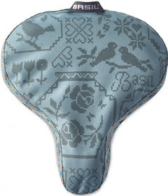 Basil Bohème saddle cover