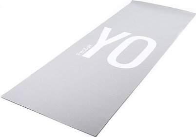 Reebok yoga mat double-sided 4 mm