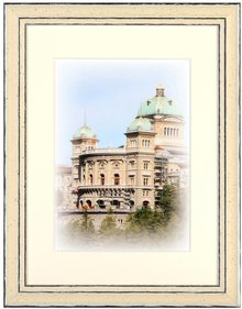 Henzo Capital Bern photo frame