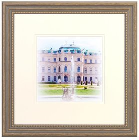 Henzo Capital Wien photo frame