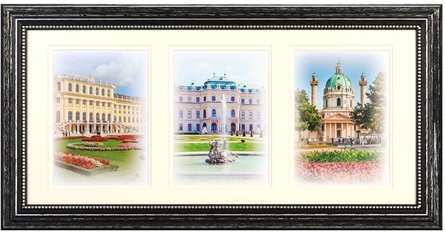 Henzo Capital Wien Gallery photo frame