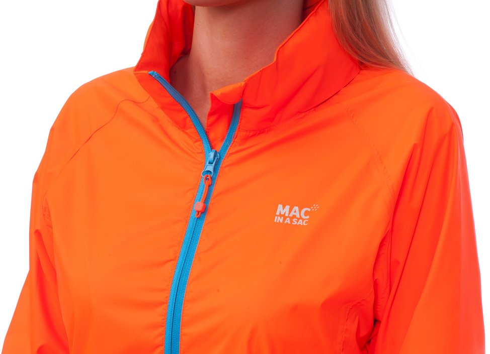 Mac in a Sac Neon Jacket regenjas