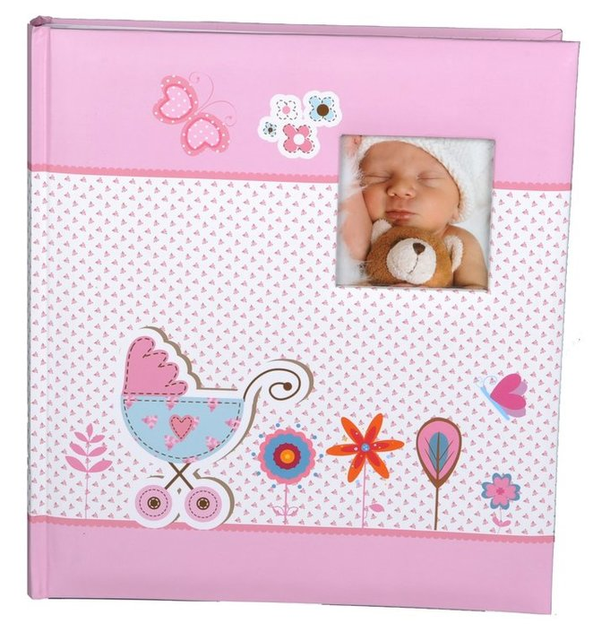 Henzo Baby Moments babyalbum