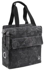 Willex Paisley Shopper fietstas