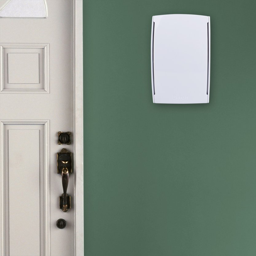 Byron BY501E wireless doorbell