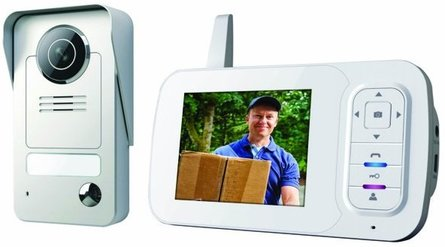 Smartwares VD38W video-deurintercom