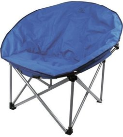 Highlander Luxury Padded Moon Chair campingstoel