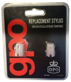 GPO Turntable needles for Attaché and Stylo