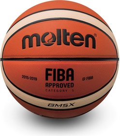 Molten GM7X indoor-outdoor basketball