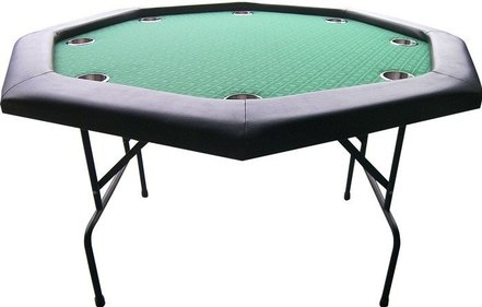 Buffalo Octagon 120 cm poker table
