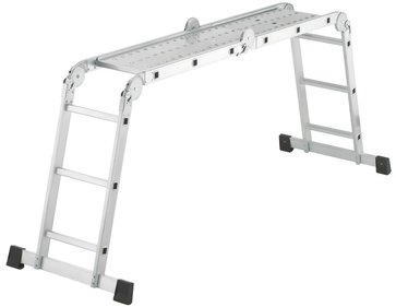 Hailo ProfiStep Combi folding ladder