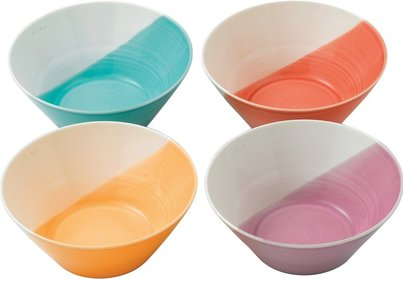 Royal Doulton 1815 noodle bowl Ø 21cm - set di 4