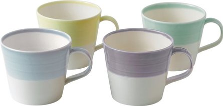 Royal Doulton 1815 mug Lights 450ml - set of 4