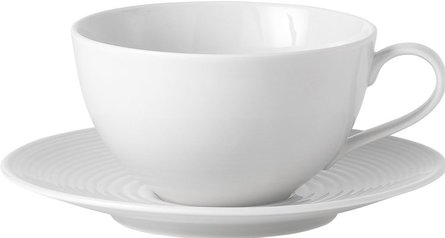 Royal Doulton Gordon Ramsay Maze breakfast cup and saucer