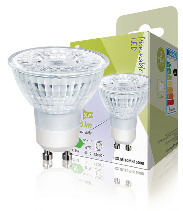 HQ Dimbare Halogeen-Look led-Lamp