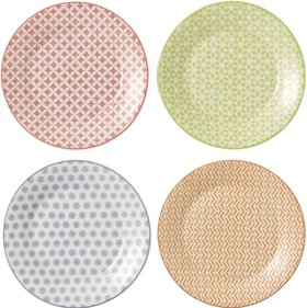 Royal Doulton Pastels plate Ø 16cm - set of 4