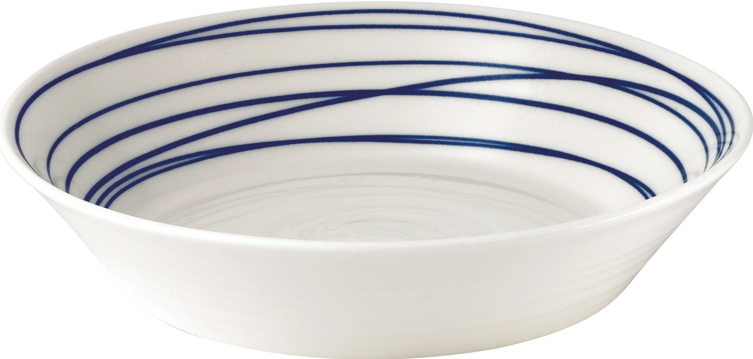 Royal Doulton Pacific pastabord Ø 22cm - lines