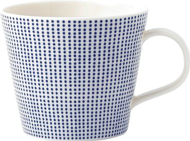 Royal Doulton Pacific mug 450ml - dots