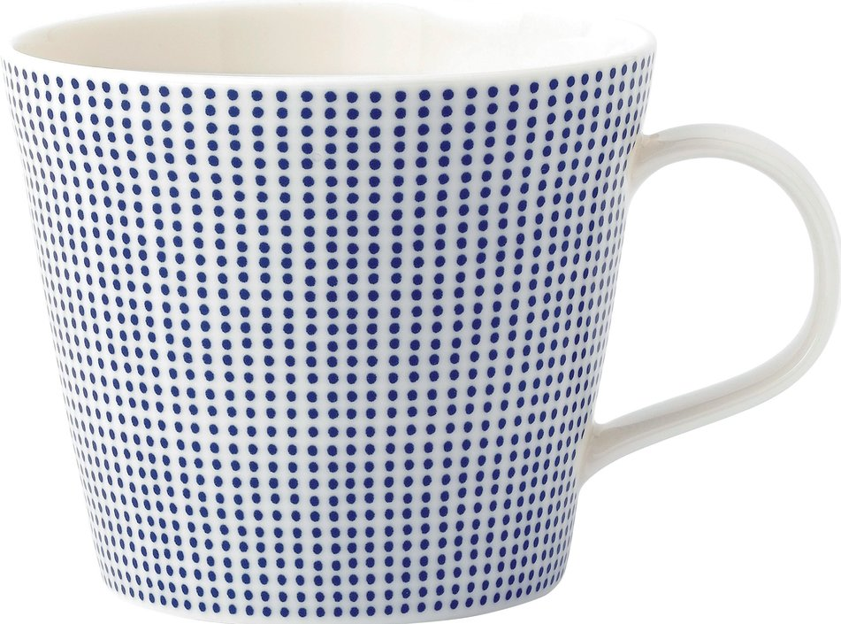 Royal Doulton Pacific mok 450ml - dots