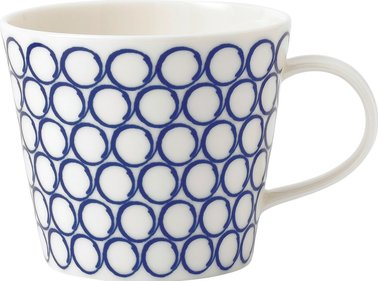 Royal Doulton Pacific mok 450ml - circles