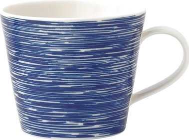 Royal Doulton Pacific mok 450ml - texture