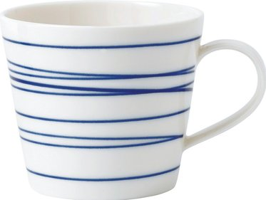 Royal Doulton Pacific mok 450ml - lines