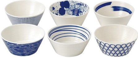 Royal Doulton Pacific Skål Ø 11cm - set av 6