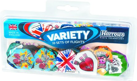 Harrows Variety flightkit