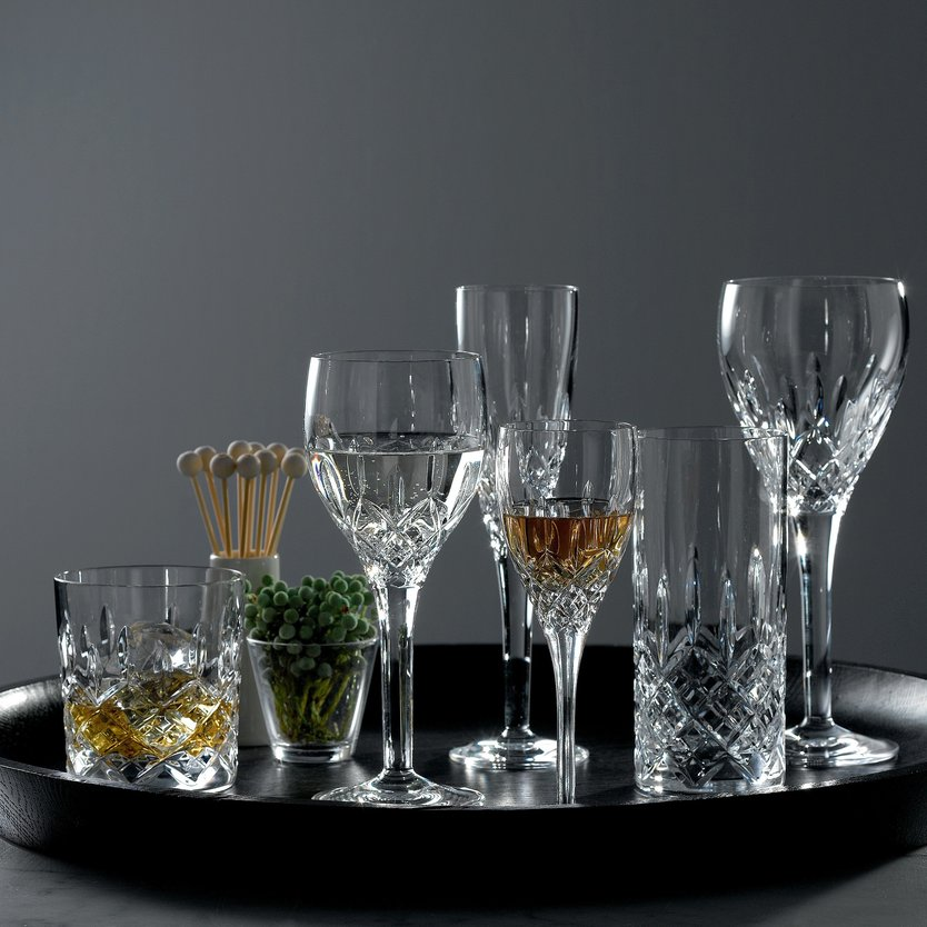 Royal Doulton Highclere Highball Glass - set of 4