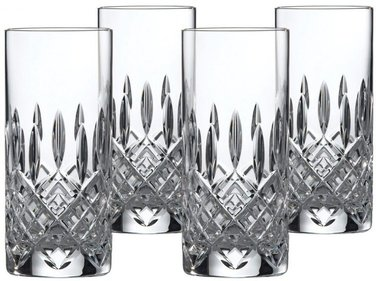 Royal Doulton Highclere longdrinkglas - set van 4