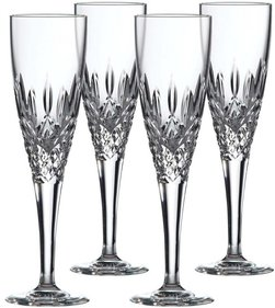 Royal Doulton Highclere champagneglas - set van 4
