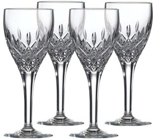 Royal Doulton Highclere white wine glass - set of 4