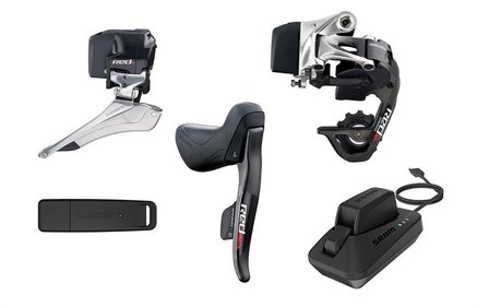 SRAM Red eTap Electronic Upgrade Road Bike Kit