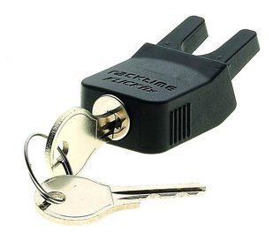 Racktime secure-it fietsslot-adapter