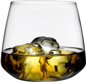 Nude Glass Mirage whiskey glass 400ml - set of 4