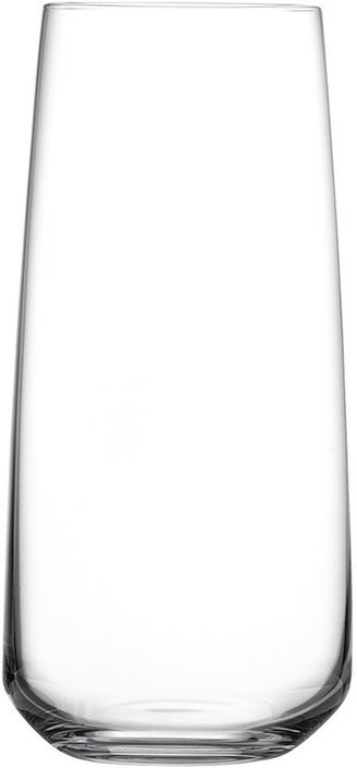 Nude Glass Mirage longdrinkglas 480ml - set van 4