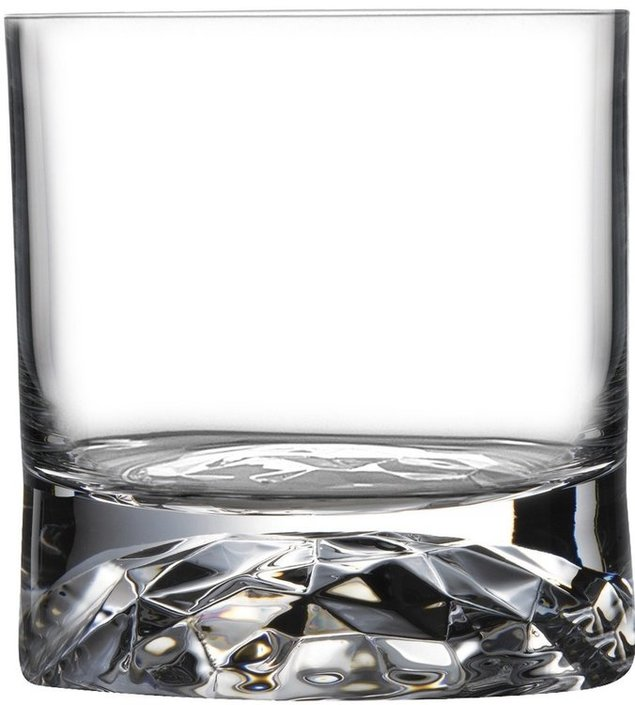 Nude Glass Club whiskeyglas 250ml - set van 4