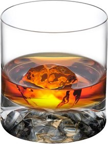 Nude Glass Club whisky glass 250ML - set of 4
