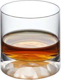 Nude Glass Club Ice whiskey glass 250ml - set of 4