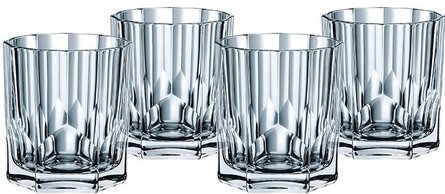Nachtmann Aspen whiskey glass - set of 4