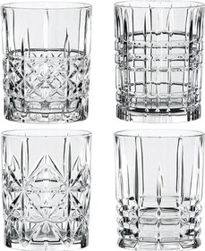 Nachtmann Highland whiskeyglas - set van 4