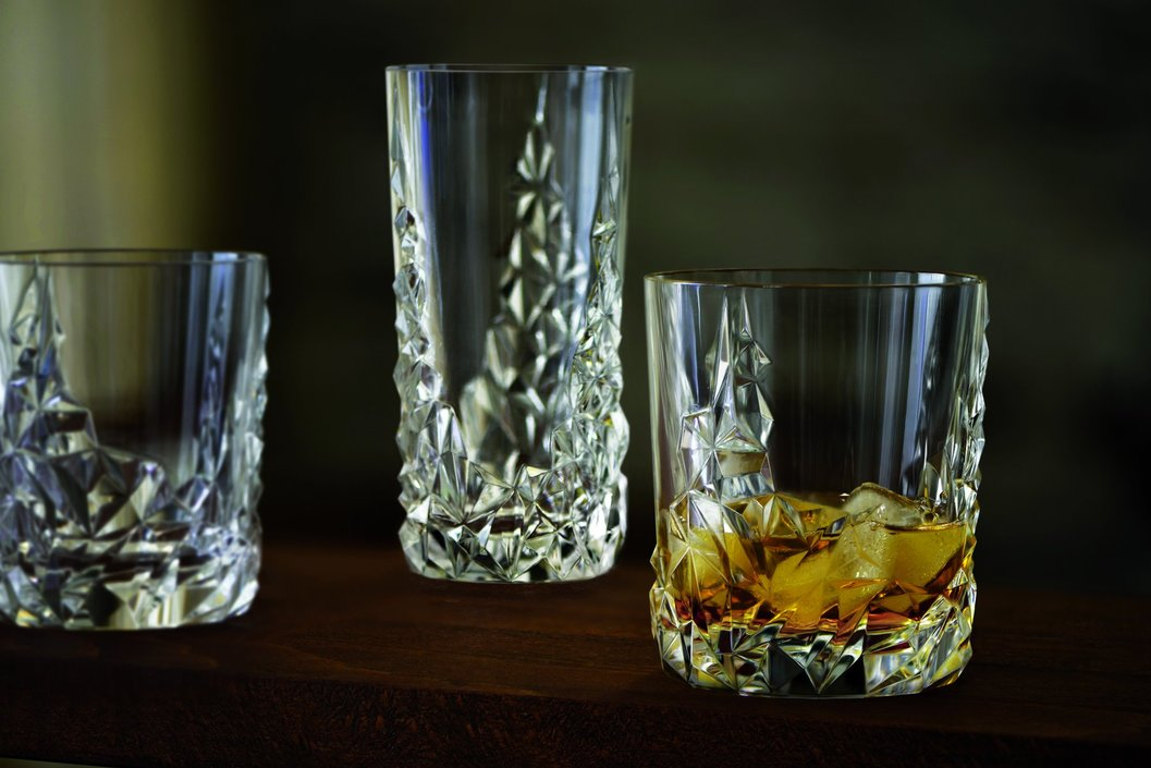 Nachtmann Sculpture whiskeyglas - set van 2