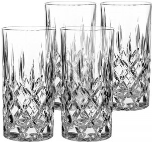 Nachtmann Noblesse long drink glass - conjunto de 4