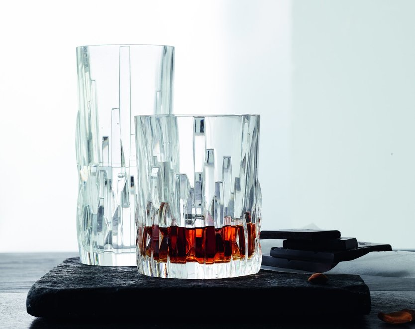 Nighttmann Shu Fa Fa whiskey glass - set of 4