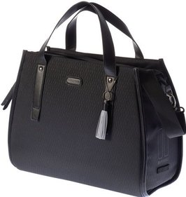 Basil Noir Businessbag panniers