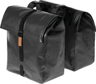 Basil Urban Dry double panniers