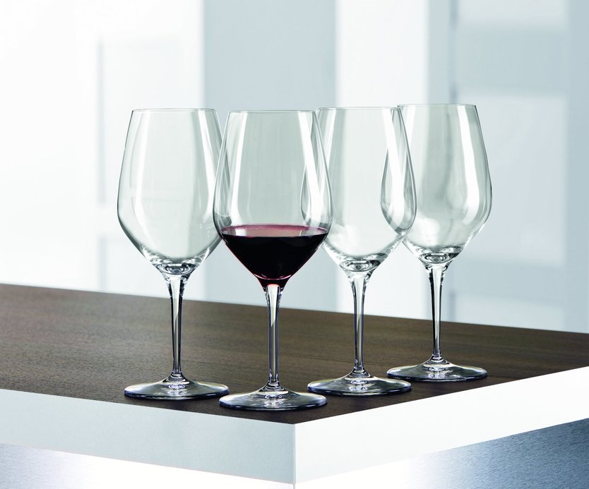Spiegelau Authentis bordeaux wijnglas - set van 4