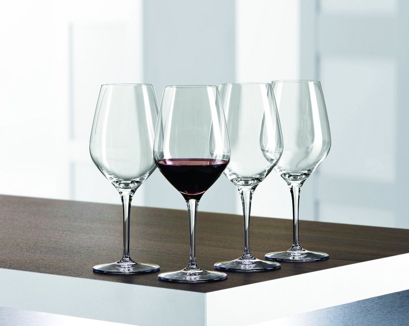 Spiegelau Authentis red wine glass - set of 4