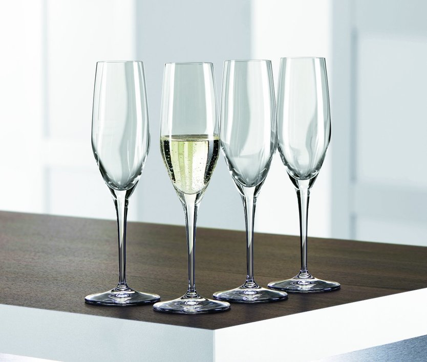 Spiegelau Authentis champagneflute - set van 4