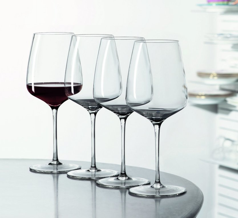 Spiegelau Willsberger Anniversary bordeaux glass - set of 4